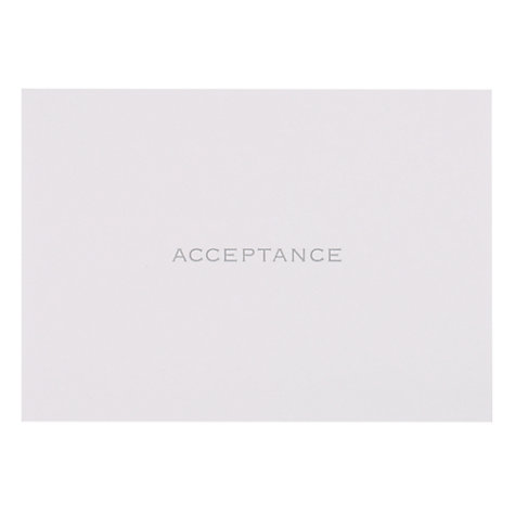 Buy John Lewis Acceptance Card, Silver Online at johnlewis.com