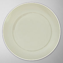 Buy John Lewis Puritan Plates, Natural Online at johnlewis.com