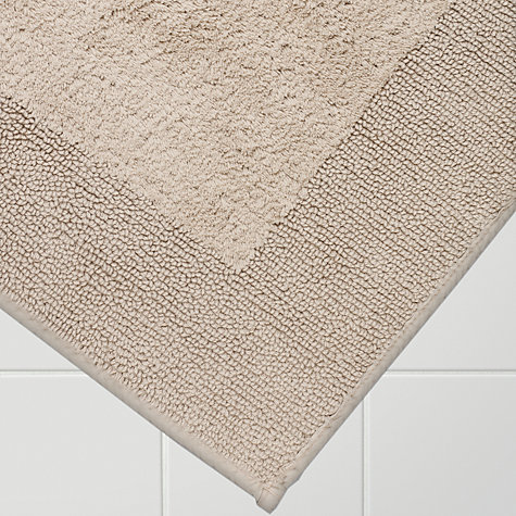 Buy John Lewis Prestige Supreme Reversible Bath Mat Online at johnlewis.com