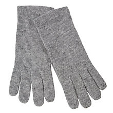 Buy John Lewis Women Plain Knitted Gloves Online at johnlewis.com