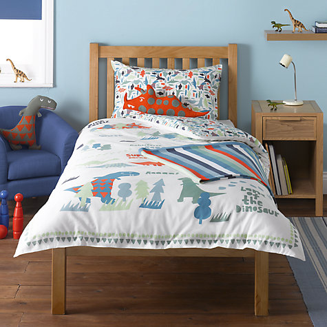 Buy little home at John Lewis Single Fitted Sheet, Airforce Blue Online at johnlewis.com