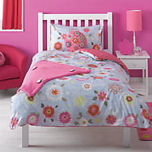 Buy little home at John Lewis Amelie Duvet Cover and Pillowcase Set Online at johnlewis.com