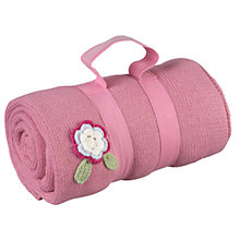 Buy little home at John Lewis Amelie Knitted Throw, Multi Online at johnlewis.com