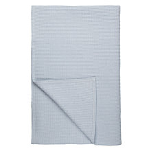 Buy John Lewis Waffle Cotton Blanket Online at johnlewis.com