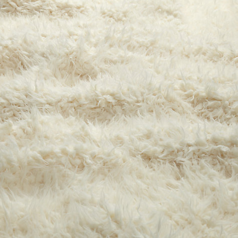 Buy John Lewis Svetlana Faux Fur Throw Online at johnlewis.com