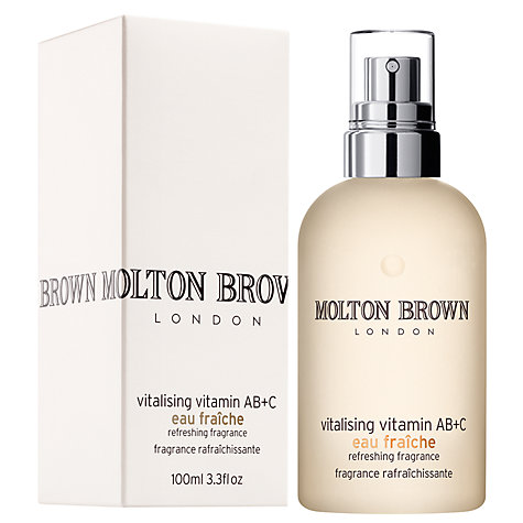 Buy Molton Brown Vitalising Vitamin AB+C Eau Fraîche, 100ml Online at johnlewis.com