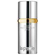 Buy La Prairie Cellular Radiance Emulsion SPF30, 50ml Online at johnlewis.com
