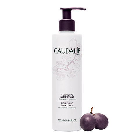 Buy Caudalie Nourishing Body Lotion, 250ml Online at johnlewis.com