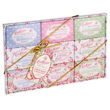 Buy Cath Kidston Wild Flowers Guest Soap Collection, 9 x 25g Online at johnlewis.com