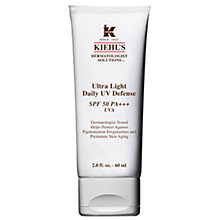 Buy Kiehl's Ultra Light Daily Moisturizer SPF50, 60ml Online at johnlewis.com