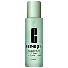 Buy Clinique Clarifying Lotion Mild, 200ml Online at johnlewis.com