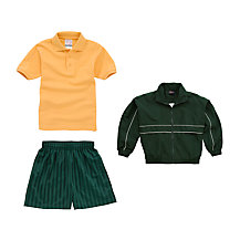 Brighton & Hove High School Junior School Girls' Junior (Age 5 - 11) Sports Uniform
