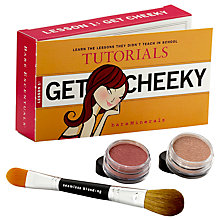 Buy bareMinerals Tutorials: Get Cheeky Online at johnlewis.com