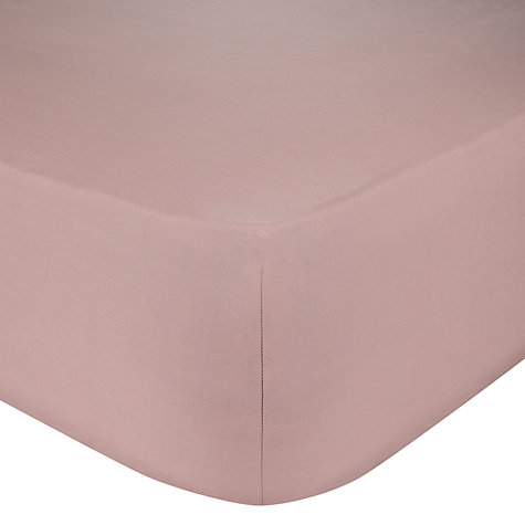 Buy John Lewis Luxury Egyptian Cotton Fitted Sheets Online at johnlewis.com