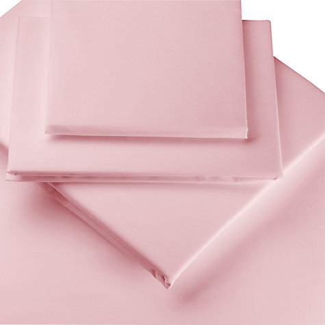 Buy John Lewis Easycare Egyptian Cotton Pillowcases Online at johnlewis.com