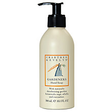 Buy Crabtree & Evelyn Gardeners Hand Wash, 300ml Online at johnlewis.com