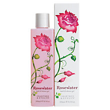 Buy Crabtree & Evelyn Rosewater Shower Gel, 250ml Online at johnlewis.com