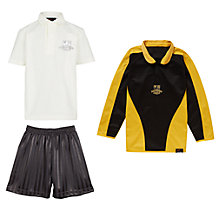 Keble Preparatory School Boys' Years 5 - 8 Sports Uniform