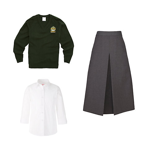 Buy King Fahad Academy Girls' Reception Uniform Online at johnlewis.com
