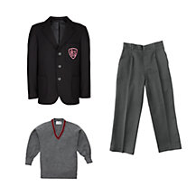 Lochinver House School Boys' Forms 1 - 8 Uniform