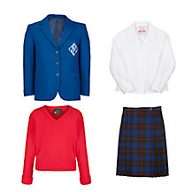 Maria Fidelis Catholic School Girls' Lower and Upper Uniform