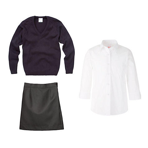 Buy Portland Place School Girls' Uniform Online at johnlewis.com