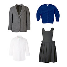 The Pier Head Prep Girls' Uniform