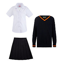 Presdales School Girls' Uniform