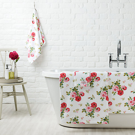 Buy Cath Kidston Antique Rose Bouquet Bedding Online at johnlewis.com