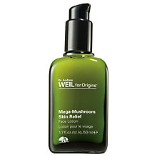 Buy Origins Mega-Mushroom Skin Relief Soothing Face Lotion, 50ml Online at johnlewis.com