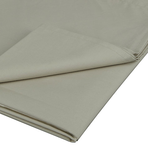 Buy John Lewis Luxury Egyptian Cotton 200 Thread Count Flat Sheets Online at johnlewis.com