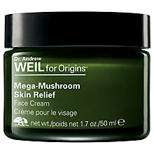 Buy Origins Mega-Mushroom Skin Relief Soothing Face Cream, 50ml Online at johnlewis.com