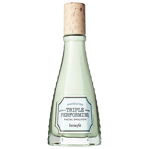 Buy Benefit Triple Performing Facial Emulsion SPF15 PA++, 50ml Online at johnlewis.com
