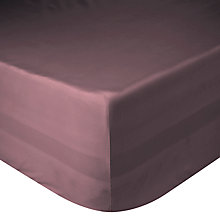 Buy John Lewis Perfectly Smooth 200 Thread Count Egyptian Cotton Deep Fitted Sheet Online at johnlewis.com