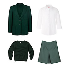 St Marylebone School Girls' Uniform
