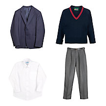 St Mary's RC Primary School, Clapham Boys' Infant and Junior Uniform