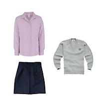 Sydenham High School Girls' Junior General Uniform