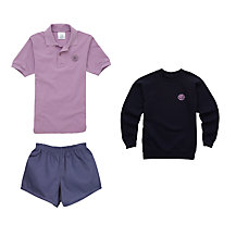 Sydenham High School Girls' Junior Sports Uniform