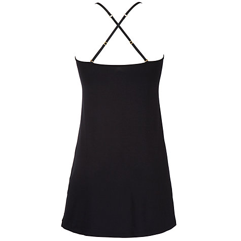 Buy Calvin Klein Essentials V Neck Chemise Online at johnlewis.com
