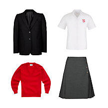Sylvia Young Theatre School Girls' Uniform