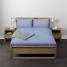 Buy John Lewis Chambray Duvet Cover Sets Online at johnlewis.com