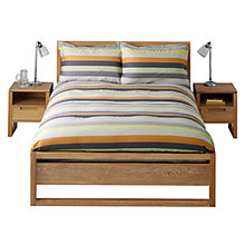 Buy John Lewis Linea Stripe Bedding Online at johnlewis.com