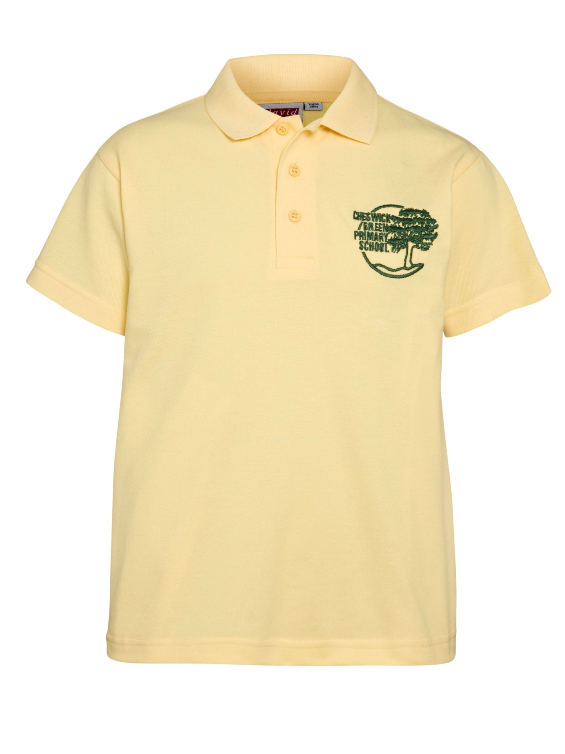 Cheswick Green Primary School Foundation Stage Unisex Polo Shirt