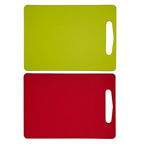 Buy John Lewis Meat & Veg Chopping Boards, Set of 2 Online at johnlewis.com