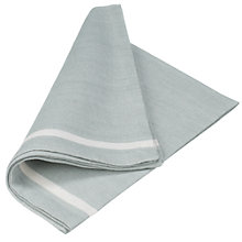 Buy John Lewis Contrast Stripe Napkins Online at johnlewis.com
