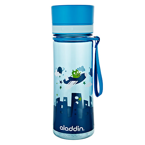 Buy Aladdin AVEO Kids Water Bottle, Blue Online at johnlewis.com