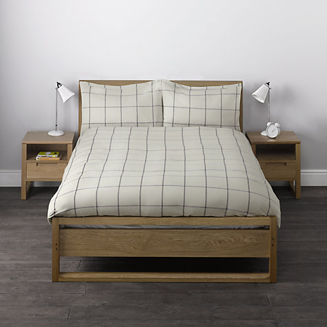 Buy John Lewis Tobias Puritan Bedding Online at johnlewis.com