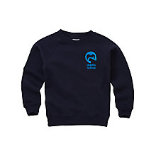 Buy Dolphin School Unisex Tracksuit Top Online at johnlewis.com