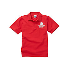 Buy Hampstead School Unisex Sports Polo Shirt Online at johnlewis.com