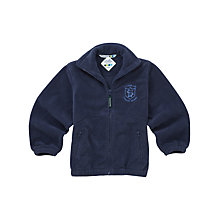 Buy Lairdsland Primary School Unisex Fleece, Navy Online at johnlewis.com